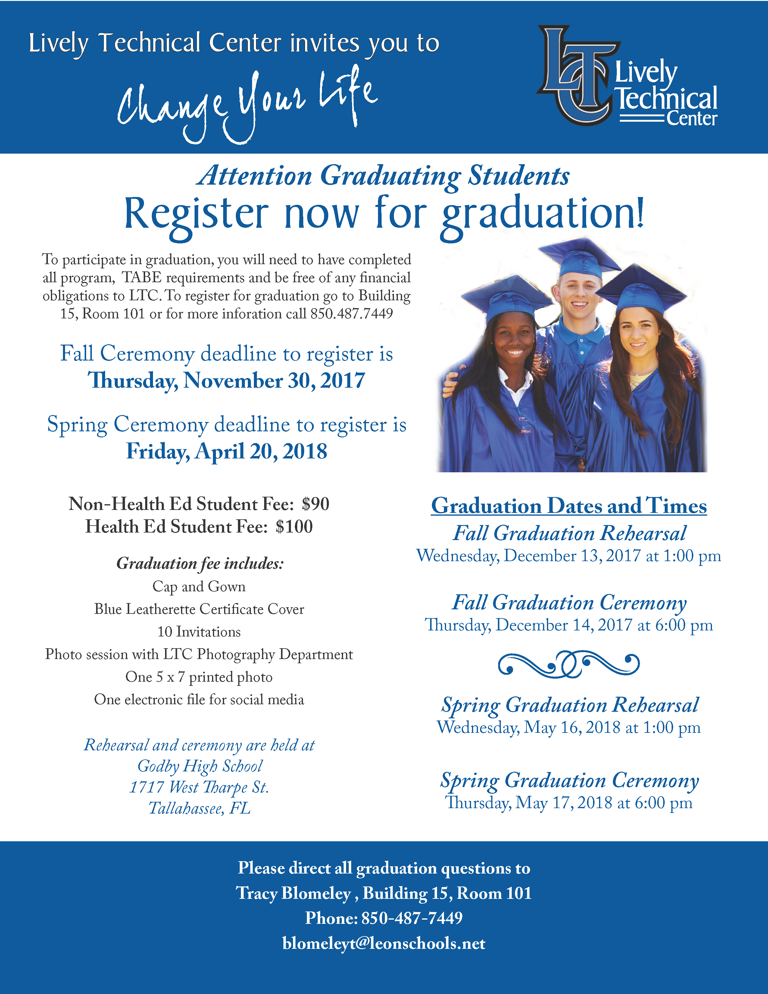 Lively technical center homepage graduation flyer xflitez Image collections