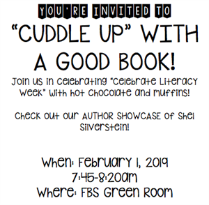 Cuddle Up Event