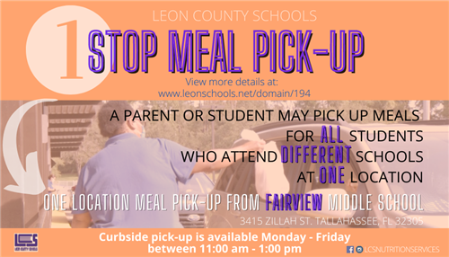 1 Stop Meal Pick-Up