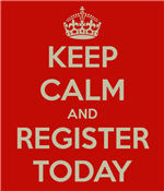 Keep Calm Register