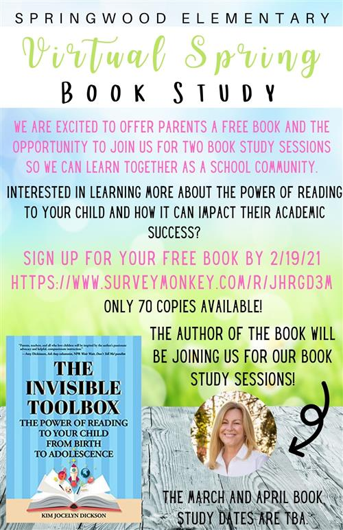 Invisible Toolbox Book Study