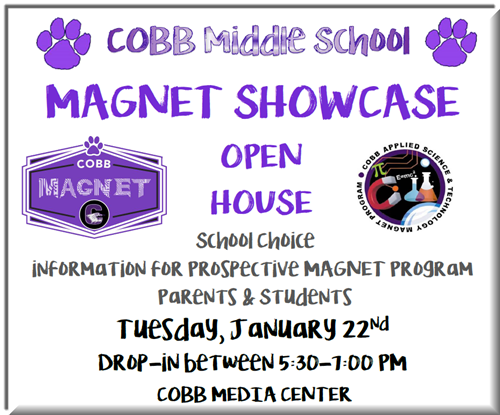 Magnet Showcase/Open House