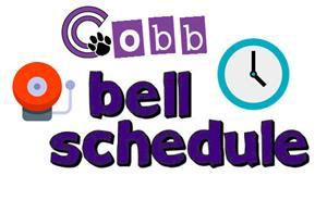 Cobb Bell Schedule/s