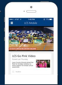 LCS Mobile App
