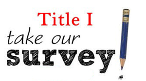 TITLE 1 FAMILY ENGAGEMENT SURVEY FALL 2019