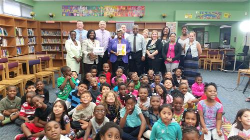 Tallahassee—Today at Pineview Elementary School, Leon County Schools kicked  off the 2015-16 Million Book Challenge. For the second year in a row, ...