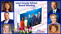 Leon County School Board (Replay)