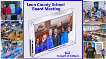 Leon County School Board Meeting (Live Mobile Link)