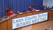 Leon County School Board Meeting - Replay