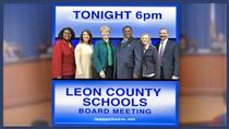 Leon County Schools Board Meeting (REPLAY)
