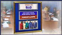 Leon County School Board Meeting (REPLAY)