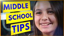 New Middle School Student - Tip Video