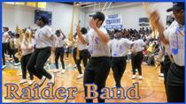 Raider Band (Pep Rally Video)