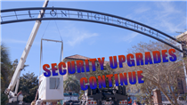 Ongoing Security Upgrades at Our Schools