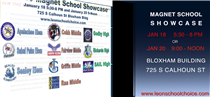 LCS Magnet School Showcase!