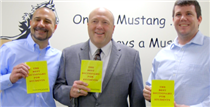 Kiwanis Club Donates Dictionaries to Local Schools