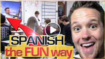 Spanish Prepositions * Music Video *