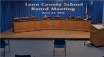 Leon County School Board Meeting (Video Update)
