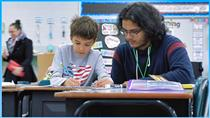 Reading & Math Pals at Hawks Rise (VIDEO)