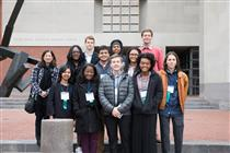 Students learn many lessons from trip to Washington DC
