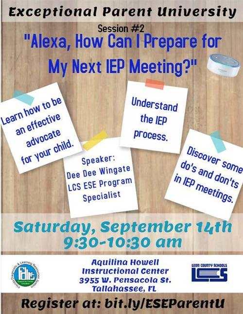 Exceptional Student Education (ESE) / ESE Programs