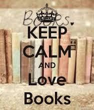 Keep Calm and Love Books
