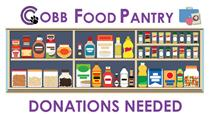 Click here for Cobb Food Drive Information