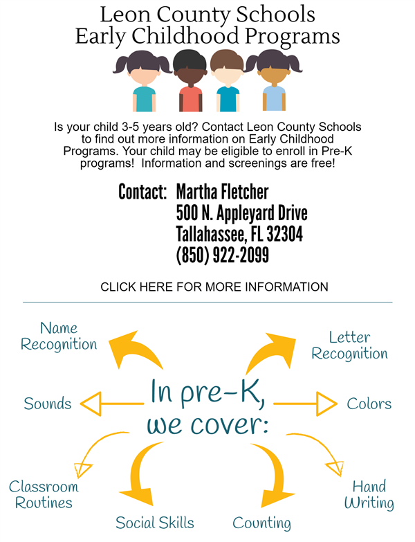 LCS Early Childhood Programs