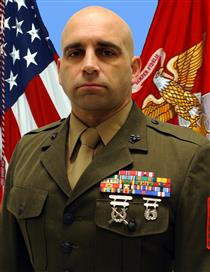 Sergeant Major Russell Brown, USMC (Ret.)