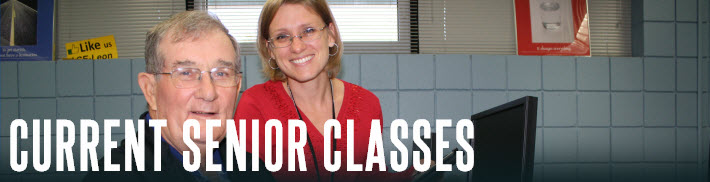 Senior Adult Classes