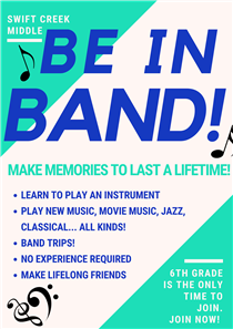 Join Band Today!