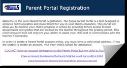 Parent Portal / Portal User Info