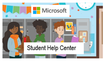 Microsoft Student Help Center