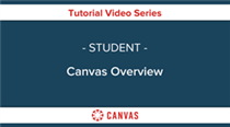 Canvas LMS for Students