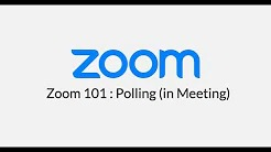 Polling in Meeting