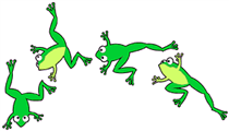 Leap Frogs