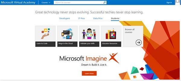 Microsoft Learning Academy