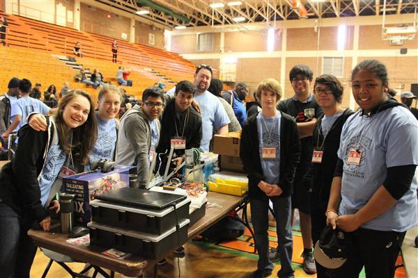 Clubs Rov Robotics Club