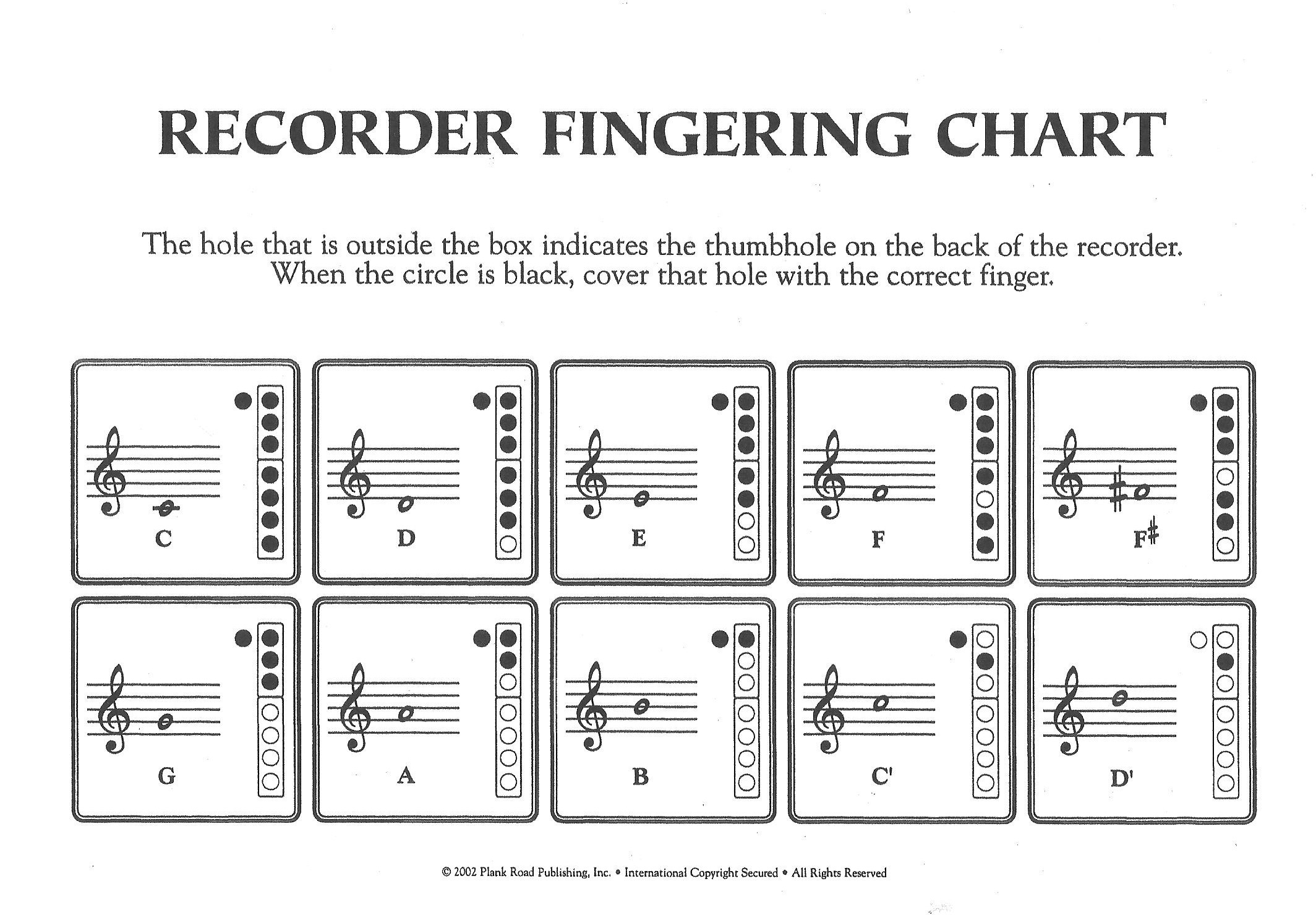 learn how to play the flute hand position