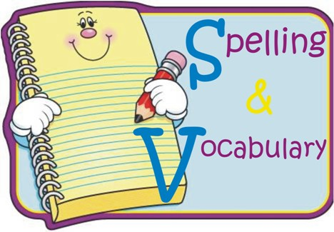 Homework help with spelling and vocabulary